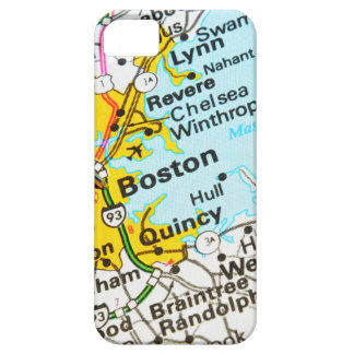 Boston, Massachusetts Barely There iPhone 5 Case