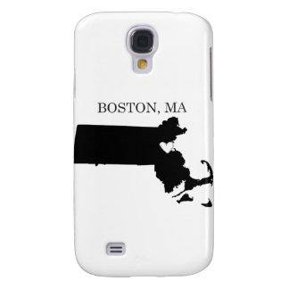 Boston Massachusetts Galaxy S4 Case