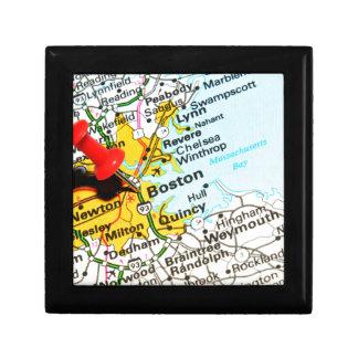Boston, Massachusetts Gift Box