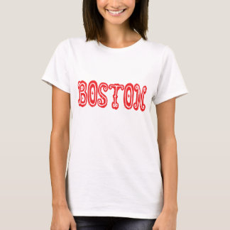 Boston Massachusetts - New England, United States T-Shirt