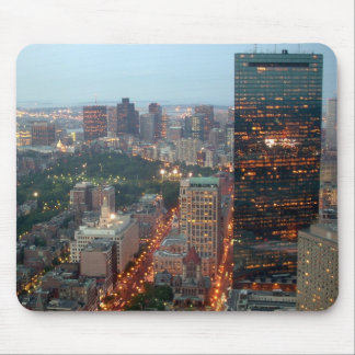 Boston  mouse pad