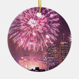Boston Pops Fireworks Spectacular! Ceramic Ornament