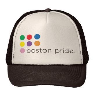 Boston Pride Trucker Cap