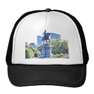 Boston Public Garden Trucker Hat