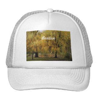 Boston Public Garden Hats