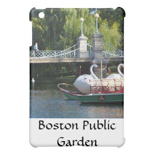 Boston Public Garden  Cover For The iPad Mini