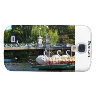 Boston Public Garden iPhone Case Galaxy S4 Cover
