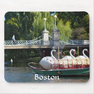 Boston Public Garden Mousepad