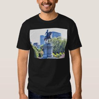 Boston Public Garden Shirts