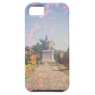 Boston Public Garden Tough iPhone 5 Case