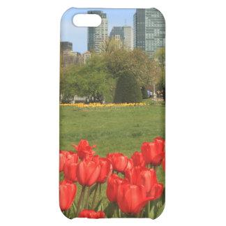 Boston Public Garden Tulips iPhone 5C Covers