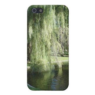 Boston Public Gardens iPhone 4 Case
