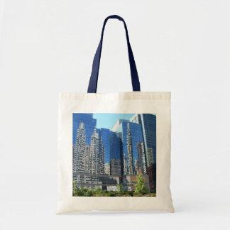 Boston Reflection Tote Bag