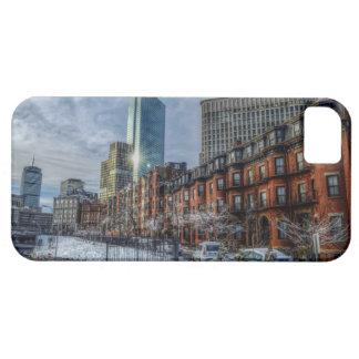 Boston Sky iPhone 5 Cover