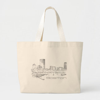 Boston Skyline Bag