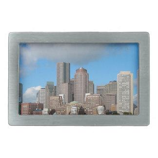 Boston Skyline Belt Buckles