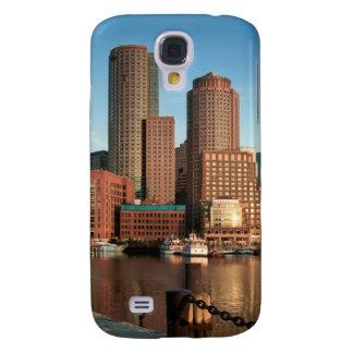 Boston skyline samsung galaxy s4 case