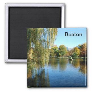 Boston Square Magnet