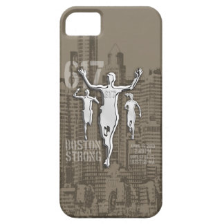 BOSTON STRONG CITY Style Case For The iPhone 5