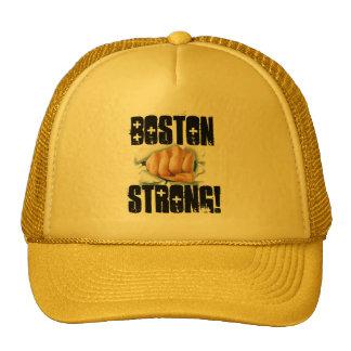 BOSTON STRONG FIST HAT!