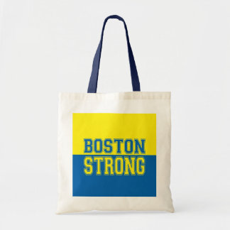 Boston Strong Graphic Style Budget Tote Bag