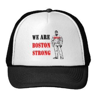 Boston Strong man Hat