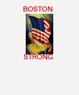 BOSTON STRONG TSHIRTS