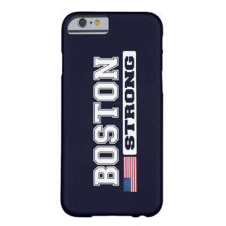 BOSTON STRONG U.S. Flag iPhone 6 case Barely There iPhone 6 Case
