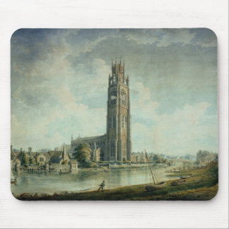 Boston Stump: view from the South-west Mouse Pad