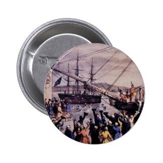 Boston Tea Party Pins