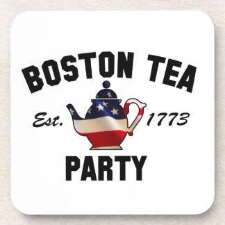 Boston Tea Party Drink Coaster