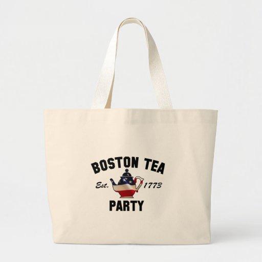Boston Tea Party - Est. 1773 Bags