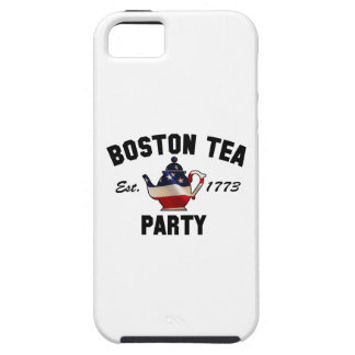 Boston Tea Party - Est. 1773 iPhone 5 Covers