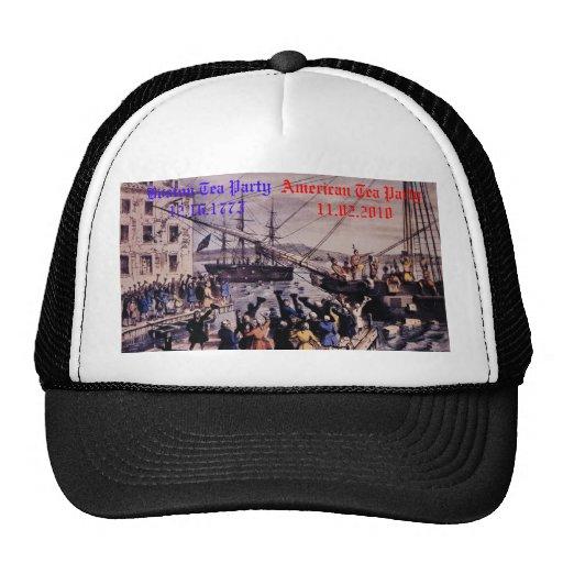 Boston Tea Party Hat