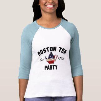 Boston Tea Party Massachusetts 1773 Shirts