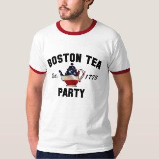 Boston Tea Party Massachusetts 1773 Tee Shirts