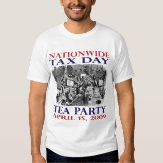Boston Tea Party Shirt - Mens