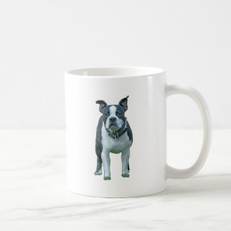 Boston terrier  1b coffee mug