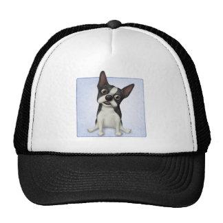 Boston Terrier BOST1 Cap