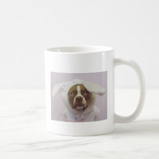 Boston Terrier Bunny Ears Mug