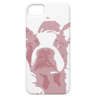 Boston Terrier Design iPhone 5 Barely There iPhone 5 Case