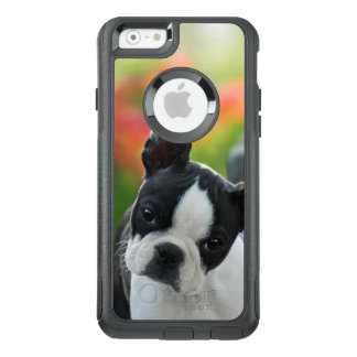 Boston Terrier Dog Cute Puppy Pet - Commuter OtterBox iPhone 6/6s Case