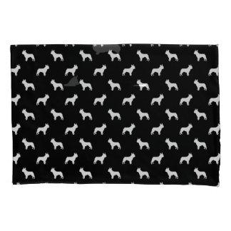 Boston Terrier Dog pillow cases