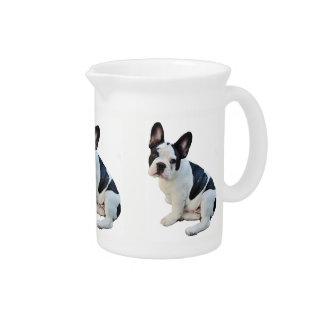 Boston Terrier Drink Pitchers