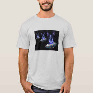 Boston Terrier Invasion T-Shirt