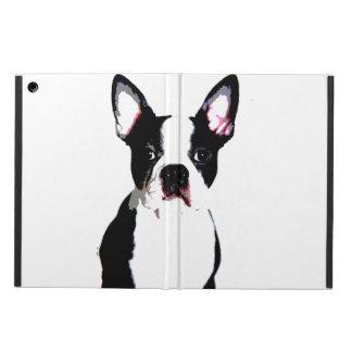 Boston Terrier iPad Air Cases