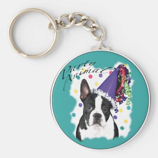 Boston Terrier Key Chains