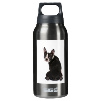 Boston Terrier Liberty Insulated Water Bottle