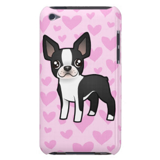 Boston Terrier Love Case-Mate iPod Touch Case
