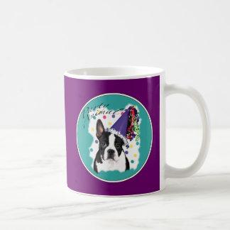 Boston Terrier Basic White Mug